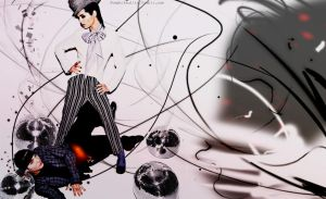 Kaulitz Twins BG by StephiKaulitz