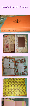 Altered Book by purplefeltpen