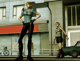 Cybill is back!! by Ygure