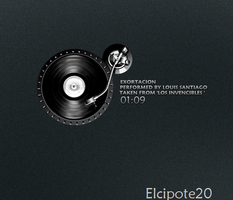 DJ turntable2 by ElCipote20
