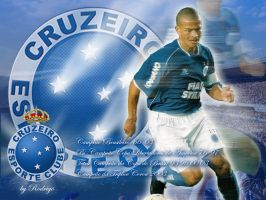 Cruzeiro Wallpaper by rodrigovp