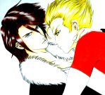 Seifer x Squall by Mis--Kitty