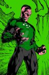 Sinestro by David Finch (Colored) by TheComicBookMaster