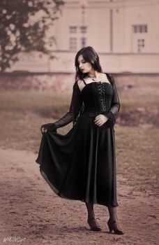 Gothic Elegance [4] by Luin-Tinuviel