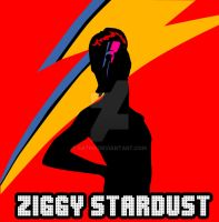 ziggy stardust by satin1
