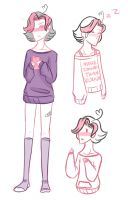 Sweater Whore by ButtonPrince