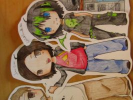 Friends Group -Right by iAmSprFstJellyfish