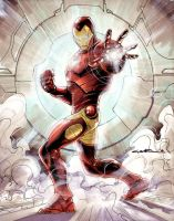 IronMan by Cinar