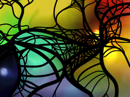 Intertwined Entanglement by Turtlebuzz