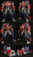 Custom TFTM Optimus Prime by Solrac333
