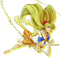 Sailor Venus by ignitible