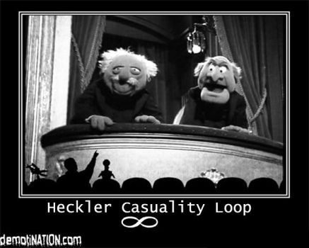 Heckler Casualty loop by Rob-Smith
