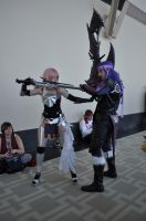Other Lightning vs Caius by JaqlynnP