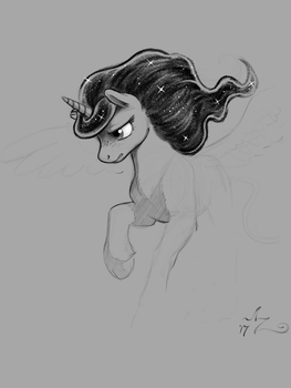Daily Doodle 377 by Amarynceus