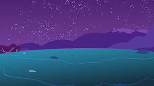 Equestria at Night by Quasdar