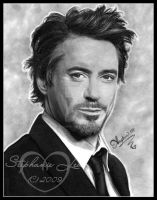 Robert Downey Jr. by baremywords