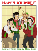 Beatles Christmas Record by Crispy-Gypsy