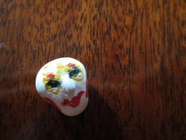 Tiny Clockwork Droid Mask by sonickingscrewdriver