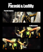 Psycho- Collab with Pacosky by LxxRRy