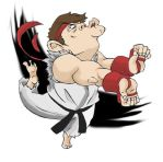 Ryu by TheKidIsGreen
