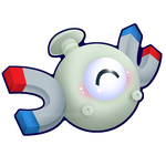 Magnemite by Clinkorz