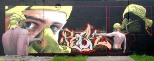 graff Perso by NITROsy