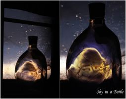 Sky in a Bottle by ANGELi-photography