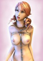 FF13 Vanille 2 by 3dbabes