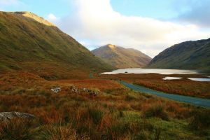 Doolough Valley, Ireland. by pyronixcore