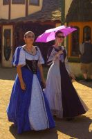 Faire: Two Ladies by PatGoltz
