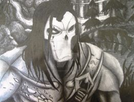 Darksiders II: Death, The Pale Rider by xEpicDorito678