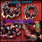 Electric Fairy Tale Giveaway Cuff by MalakxFuarie