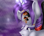 Its a rainy day by DemiM0n