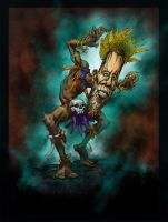 Witch Doctor by feral714