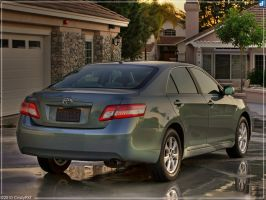 Toyota Camry HDR by CrazyPXT