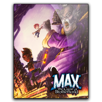 Max  and The Curse Of Brotherhood V2 by dander2