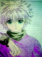 killua by japsukiko
