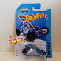 Hot Wheels 2014 MAX STEEL TURBO RACER HW CITY by idhotwheels