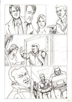 Course Work - page 3 pencils by Lineus123