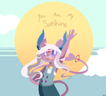 ::Lineless:: You're my Sunshine! by PixelMonozu