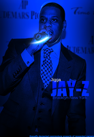 Jay-Z by TheSaffy