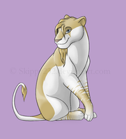 Mith lion by MitheaLaval