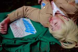 Petra Ral by akadiaknight17
