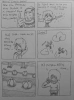 When I play Skyward sword (3) by Pumkinkiller777