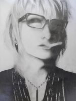 Ruki Vocalist of The GazettE by OshareNaMonster