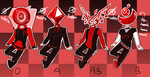 [CLOSED] Blood type adoptables 1 by Operation-NovaCross