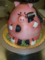 Petie the Pig by Kahlan4