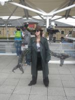 London MCM Expo - Female Doctor Octopus Cosplayer by DoctorWhoOne