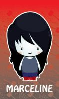 Adventure Time - Marceline by Nawledge