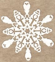 Cut-Me-Own-Snowflake by ldhenson